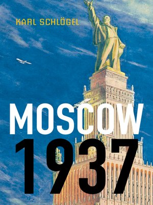 cover image of Moscow, 1937