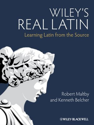 cover image of Wiley's Real Latin