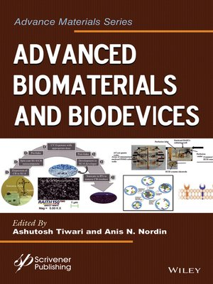 cover image of Advanced Biomaterials and Biodevices