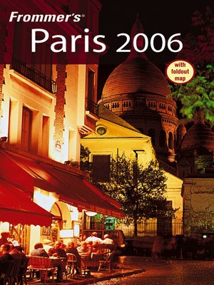 cover image of Frommer's Paris 2006