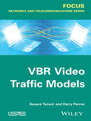 cover image of VBR Video Traffic Models