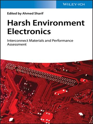 cover image of Harsh Environment Electronics