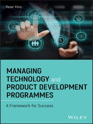 cover image of Managing Technology and Product Development Programmes