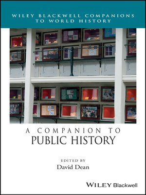 cover image of A Companion to Public History