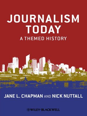 cover image of Journalism Today