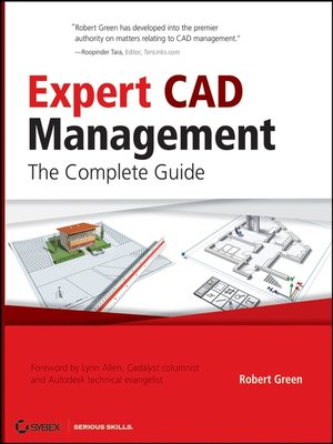 cover image of Expert CAD Management
