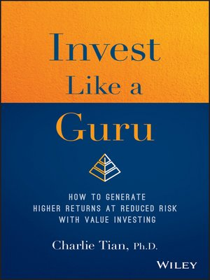 cover image of Invest Like a Guru