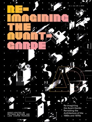cover image of Re-Imagining the Avant-Garde