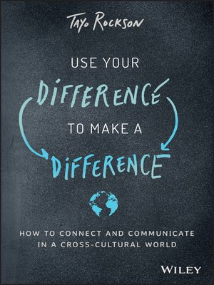 cover image of Use Your Difference to Make a Difference