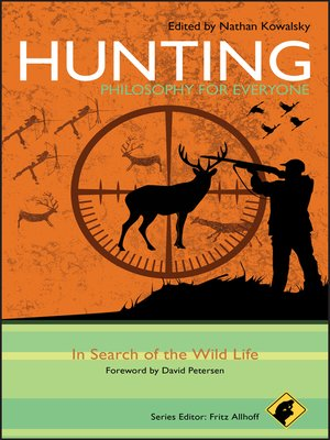 cover image of Hunting--Philosophy for Everyone