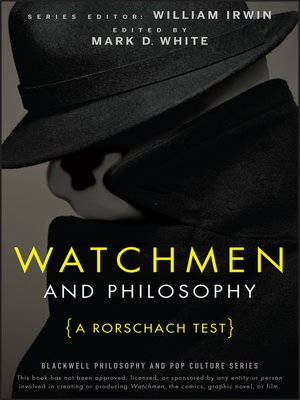 cover image of Watchmen and Philosophy