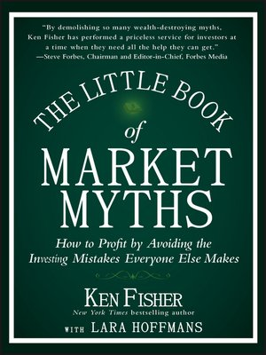cover image of The Little Book of Market Myths