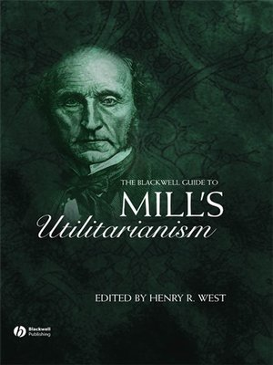 cover image of The Blackwell Guide to Mill's Utilitarianism