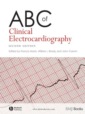 cover image of ABC of Clinical Electrocardiography