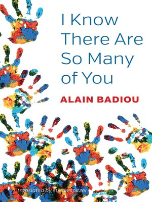 cover image of I Know There Are So Many of You