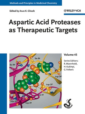 cover image of Aspartic Acid Proteases as Therapeutic Targets