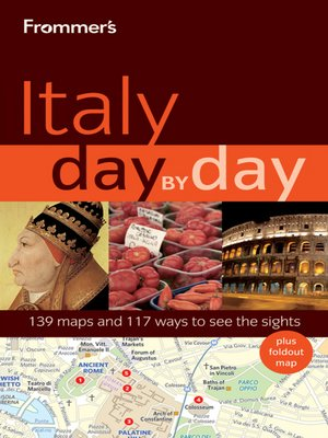 cover image of Frommer's Italy Day by Day