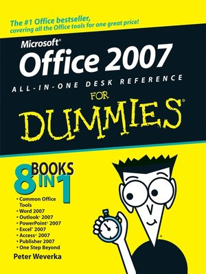 cover image of Office 2007 All-in-One Desk Reference For Dummies