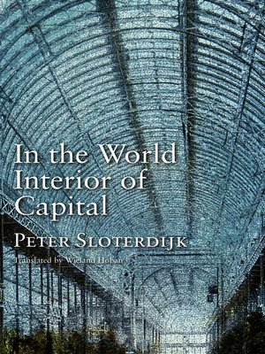 cover image of In the World Interior of Capital
