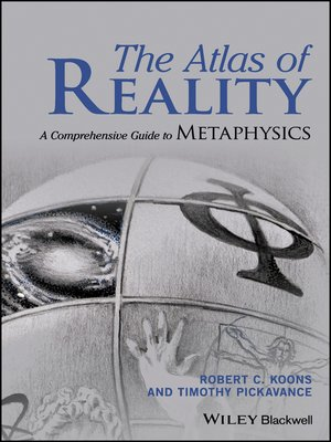 cover image of The Atlas of Reality