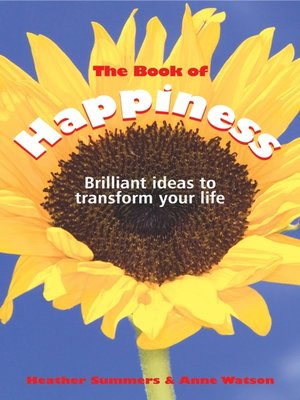 cover image of The Book of Happiness