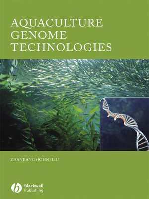 cover image of Aquaculture Genome Technologies