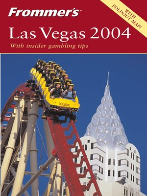 cover image of Frommer's Las Vegas 2004