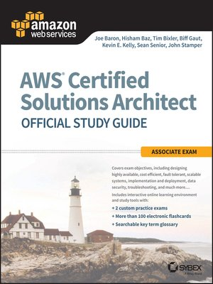 cover image of AWS Certified Solutions Architect Official Study Guide