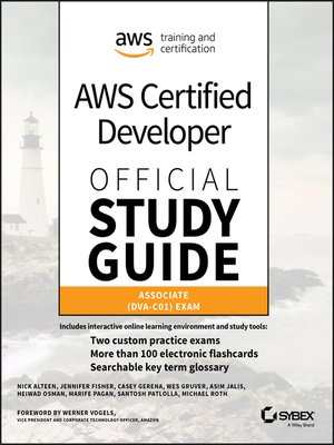 cover image of AWS Certified Developer Official Study Guide, Associate Exam