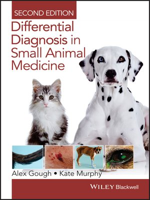 cover image of Differential Diagnosis in Small Animal Medicine
