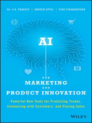 cover image of AI for Marketing and Product Innovation