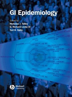 cover image of GI Epidemiology