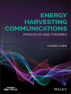 cover image of Energy Harvesting Communications