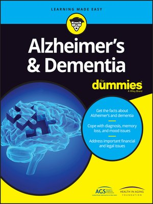 cover image of Alzheimer's and Dementia for Dummies