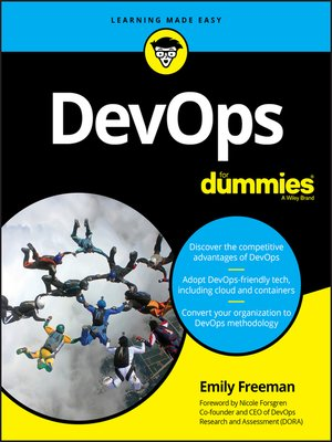 cover image of DevOps For Dummies