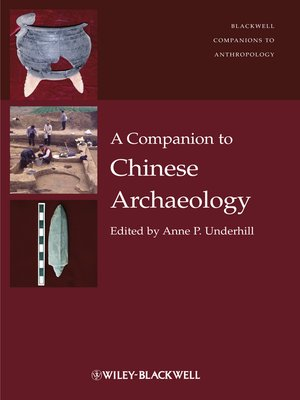 cover image of A Companion to Chinese Archaeology