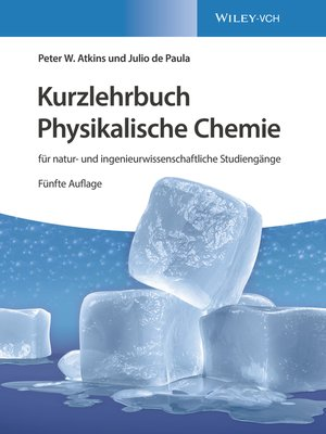 cover image of Kurzlehrbuch Physikalische Chemie