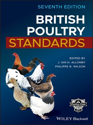 cover image of British Poultry Standards