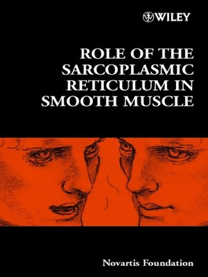 cover image of Role of the Sarcoplasmic Reticulum in Smooth Muscle