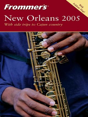 cover image of Frommer's New Orleans 2005