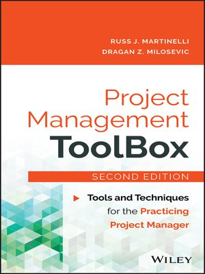 cover image of Project Management ToolBox