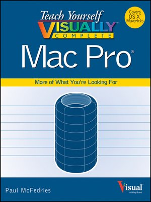 cover image of Teach Yourself VISUALLY Complete Mac Pro