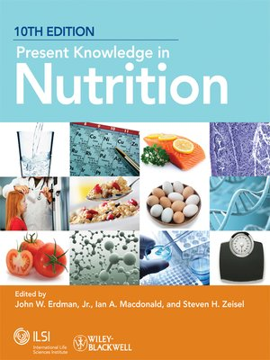 cover image of Present Knowledge in Nutrition