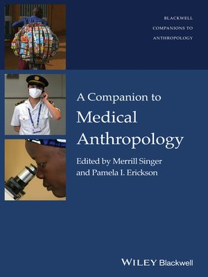 cover image of A Companion to Medical Anthropology