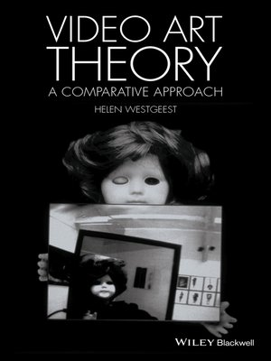 cover image of Video Art Theory