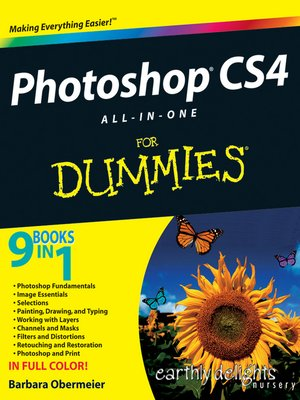 cover image of Photoshop CS4 All-in-One For Dummies®