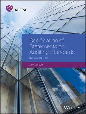 cover image of Codification of Statements on Auditing Standards 2019