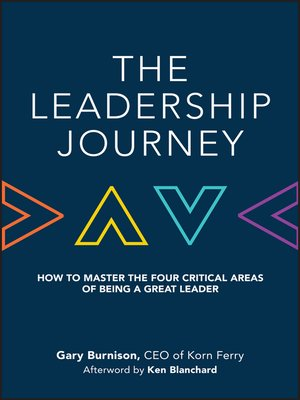 cover image of The Leadership Journey