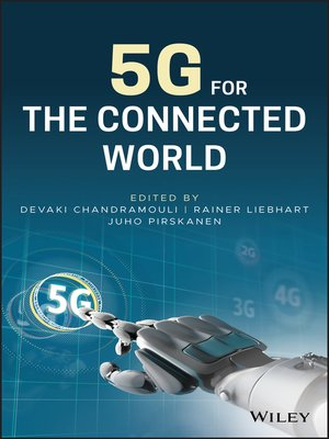 cover image of 5G for the Connected World