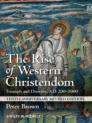 cover image of The Rise of Western Christendom